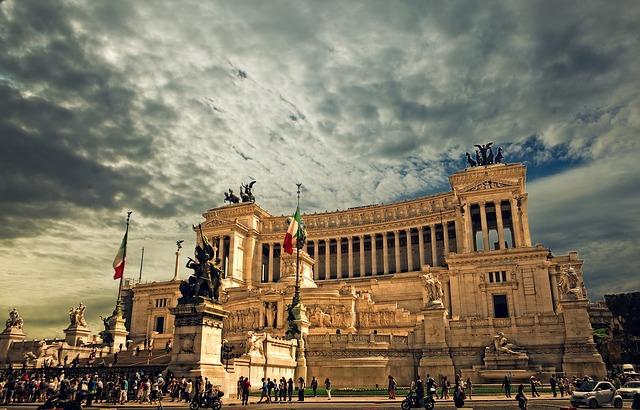 Vittorio-emanuele-monument-298412_640