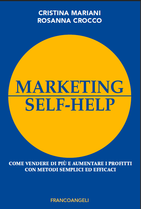Marketing self help copertina